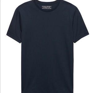 Banana Republic SUPIMA Cotton Crew-Neck T-Shirt